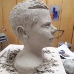 Stage de sculpture MODELAGE ou les Techniques du Portrait